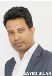 Sayed Ullah   Director